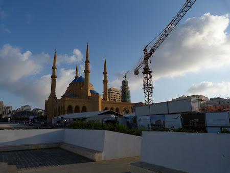 Obiective turistice Liban - Place des Martyrs,