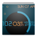 UCCW Series Clock Widget icon
