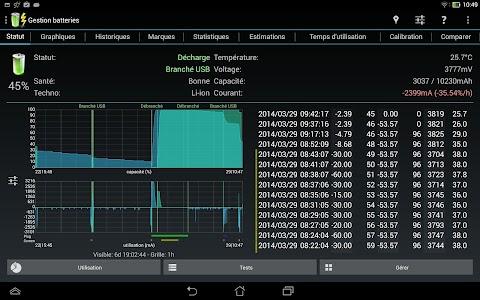 Battery Monitor Widget v3.15