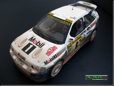 Ford escort cosworth4