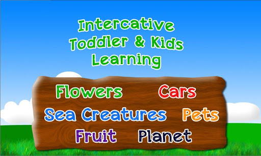 Fun Toddler Kids Learning