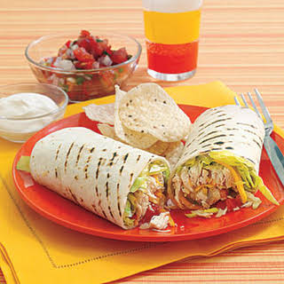 Mexican Chicken Burritos Recipes.