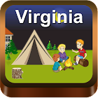 Virginia Campgrounds icon