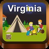 Virginia Campgrounds