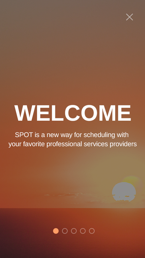 SPOT: Book Your Appointments- screenshot