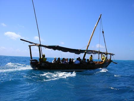 Croaziera Oceanul Indian: Blue Safari Zanzibar