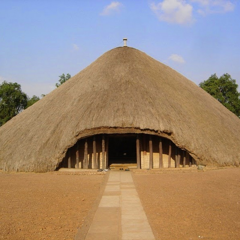 The Kasubi Tombs of Uganda