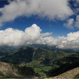 Blick Richtung Kanton Obwalden