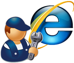 ie8 fix in xp