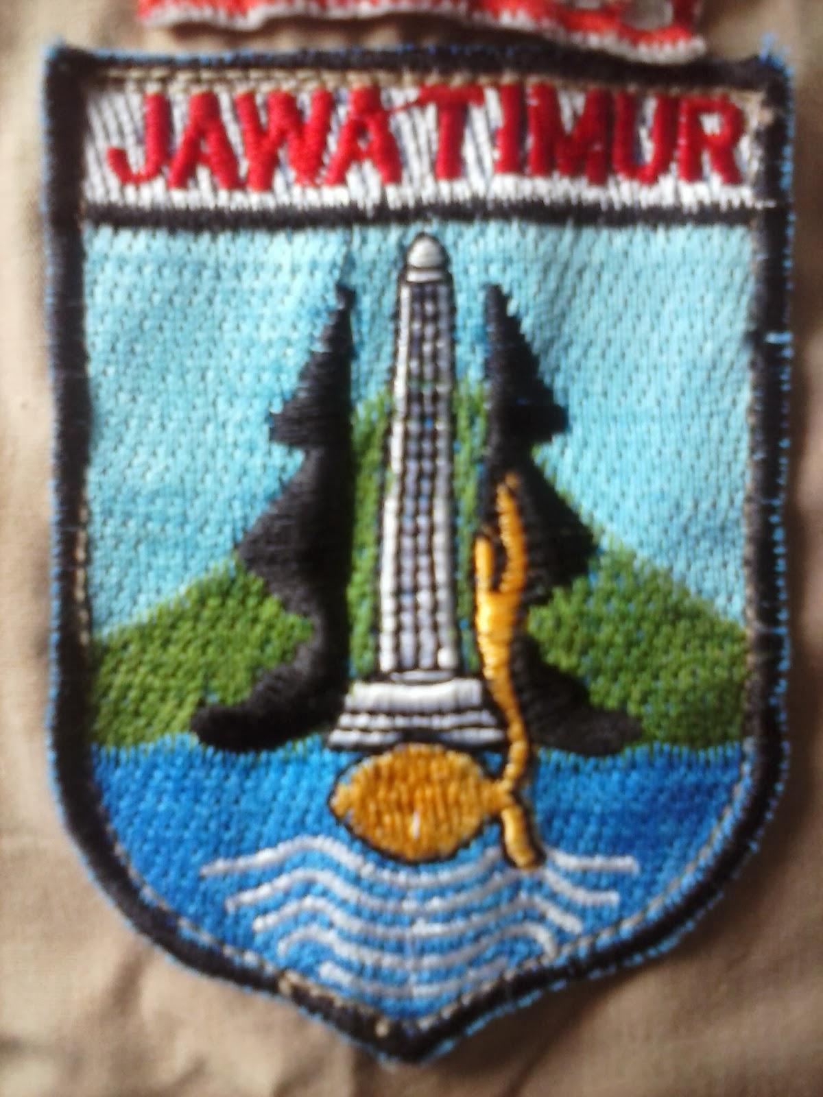 Arti Logo Pramuka Jawa Timur