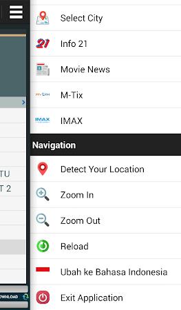 Jadwal Cinema 21 4.0.1 screenshot 240061