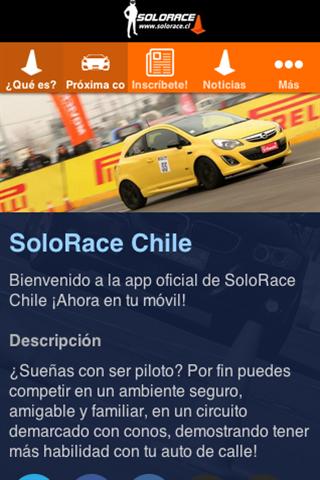 SoloRace Chile