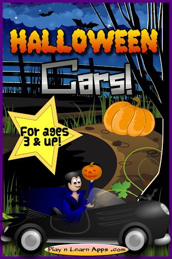 Halloween Car Game