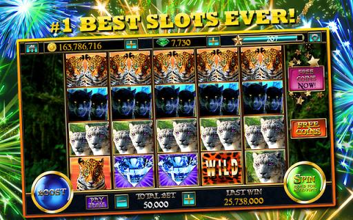 スロット™ - ダブルジャガーカジノのスロット