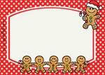 Caseperlatesta - Gingerbread Man Card