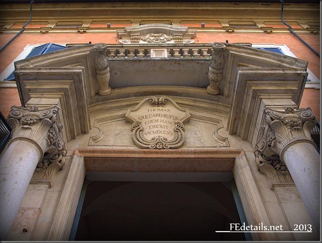Palazzo Arcivescovile, Ferrara - Archbishop's Palace, Ferrara, Italy, Photo2