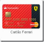 Pedir Cartão de Crédito Santander VISA ou MASTERCARD