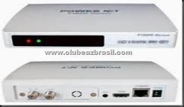 MEGABOX POWERNET 100 HD PLANTIUM