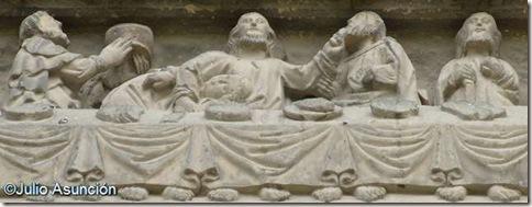 Iglesia del Santo Sepulcro - Última Cena