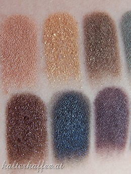 "Sleek i-divine ""Arabian Nights"" Swatches"