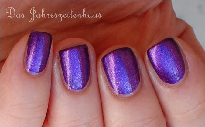 Violett Kleancolor Metallic Purple