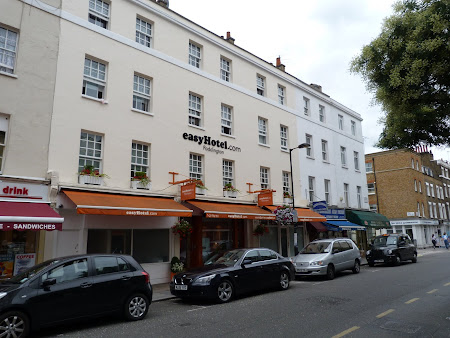 Cazare Anglia: fatada Easy hotel Paddington London