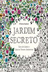 Jardim Secreto, por Johanna Basford