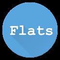 Flats CM12 Theme icon