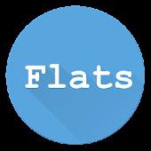 Flats CM12 Theme