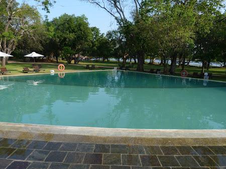Cazare Sri Lanka: piscina Chaaya Village Habarana