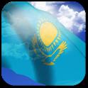 3D Kazakhstan Flag LWP logo