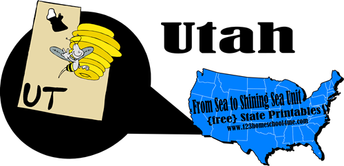 Free Utah Worksheet Pack. Studying The Us States Is A Great Way To Get Know Our Country Meet Famous Americans Learn About Natural Habitats Their Animals. Worksheet. Us States Worksheets At Mspartners.co