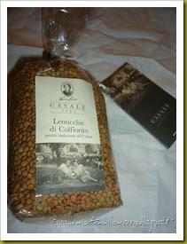 Lenticchie di Colfiorito con cipolla e pomodoro (1)