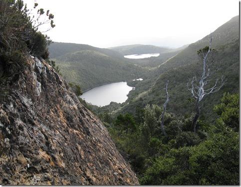 Lake Sydney and Pine Lake