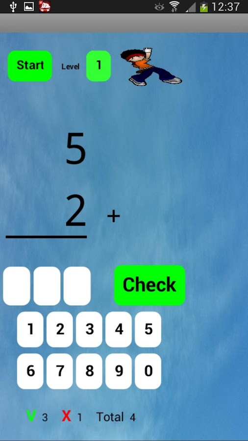 Learn Math 2th Grade! - screenshot