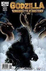 P00008 - Godzilla - Kingdom of Mon