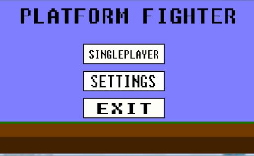 Platform Fighter - Demo