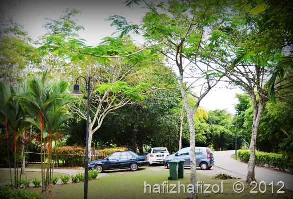 BBQ di Taman Wetland Putrajaya, Picnic di Teluk Kemang,Port Dickson dan Majlis Tahlil di Rembau