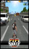 Screenshot of PEPI Skate 3D