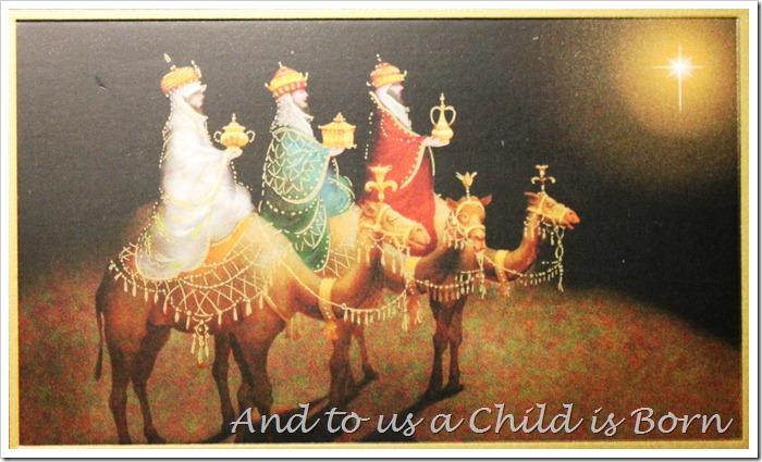 Threes reyes magos | Feliz Navidad