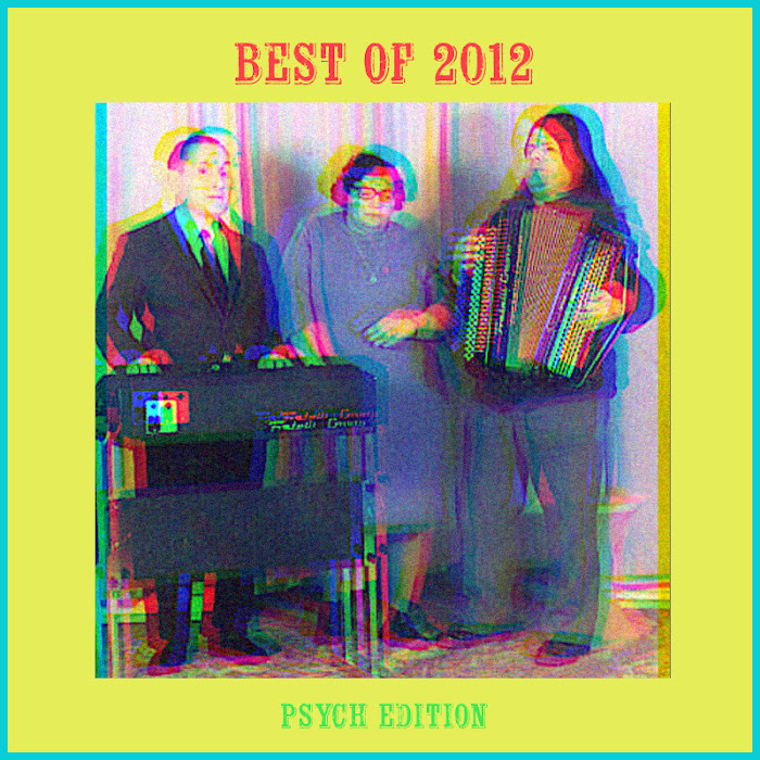 Best of 2012 - Psych Edition