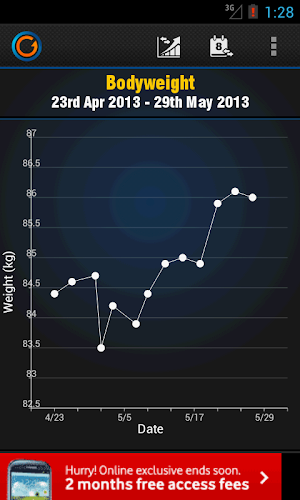 gymprovise workout tracker log on google play reviews stats