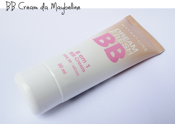 Dream Fresh BB Cream Maybelline
