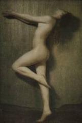 Karl Struss - nude