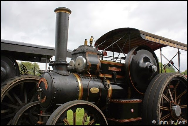 Pierce Brothers Endeavor Steam Engine