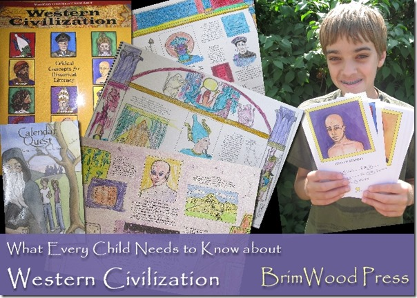 What Every Child Needs to Know About Western Civilization by BrimWood Press