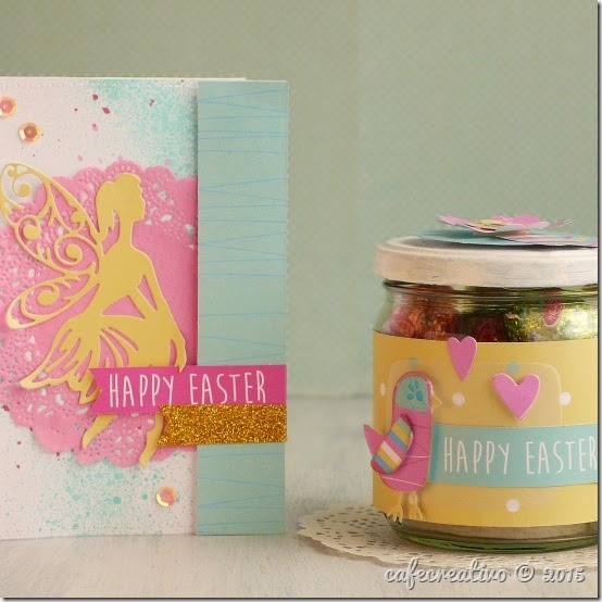 cafecreativo - sizzix big shot - easter - card - treat - pasqua - regalo ovetti