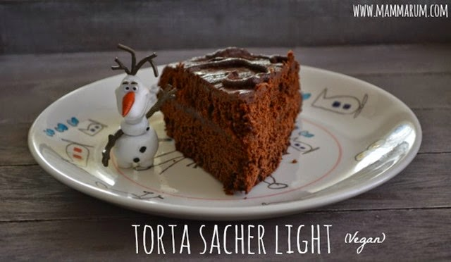 torta sacher vegan