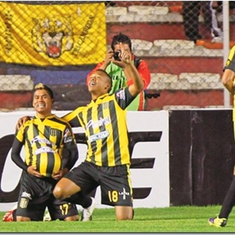The Strongest vence a la historia y está en octavos (+Video)