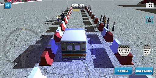 Ambulance Academy 3D - Lite